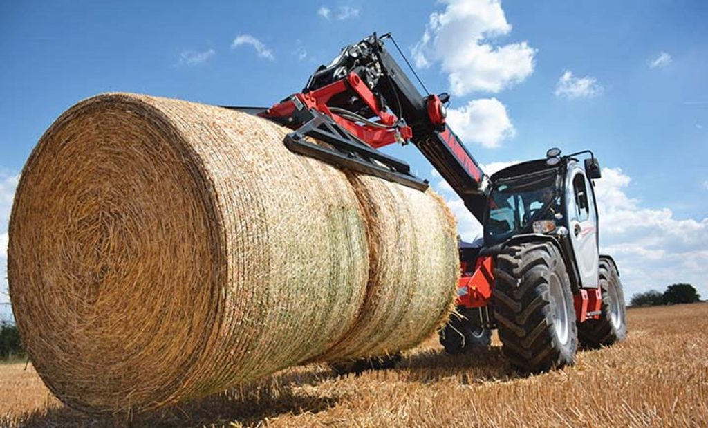 Limited Addition Manitou NewAg telehandlers