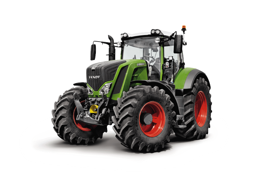 Fendt 800 CGI tractor