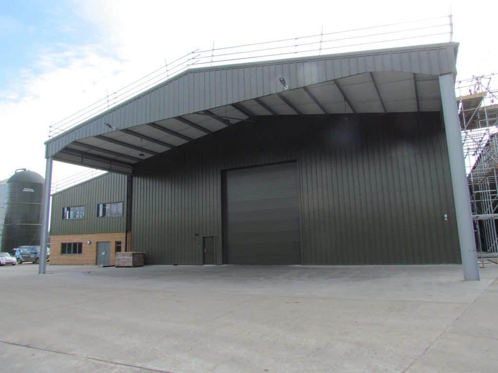 Specialist Installations Division Warehouse