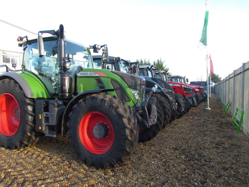 Tractors in Littleport