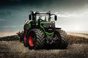 Fendt 1100 tractor