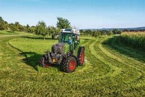 Fendt 200 tractor