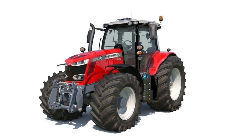 MF S7719 tractor