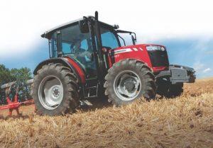 MF4707 tractor