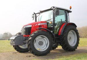 MF5711 tractor