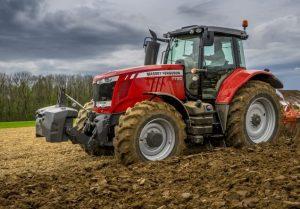 MF7720 tractor
