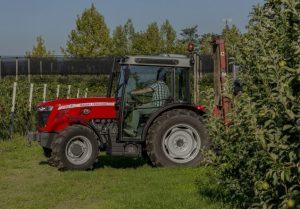 MF 3709 F tractor