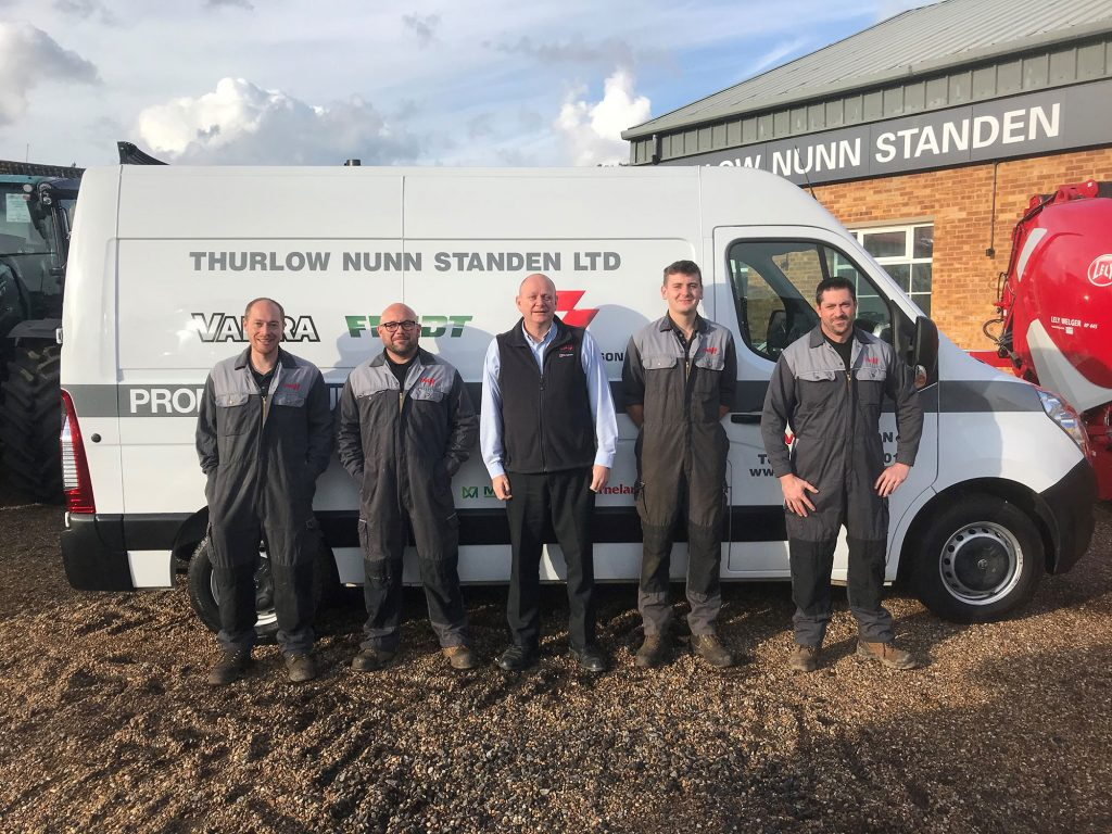 TNS Service team in Melton