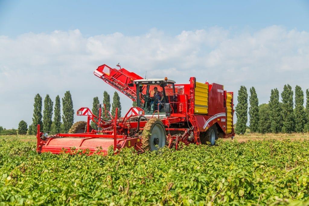 Grimme Potato Harvester