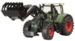 Fendt 936 Vario with Loader toy
