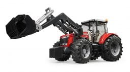 MF 7624 with Front Loader toy