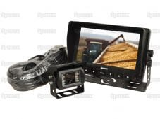 Sparex Wired Reversing Camera System