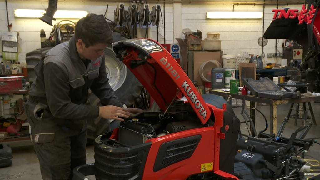 Ride on Lawn Mower Servicing