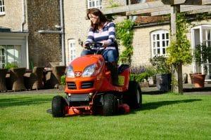 Kubota GR Series - Ride on Tractor Lawn Mower