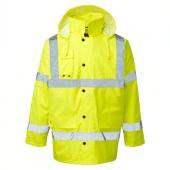 Hi-Vis Jacket - Yellow
