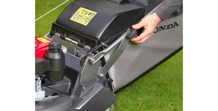 Honda HRD536 QX 53cm Single Speed Rear Roller Lawn Mower