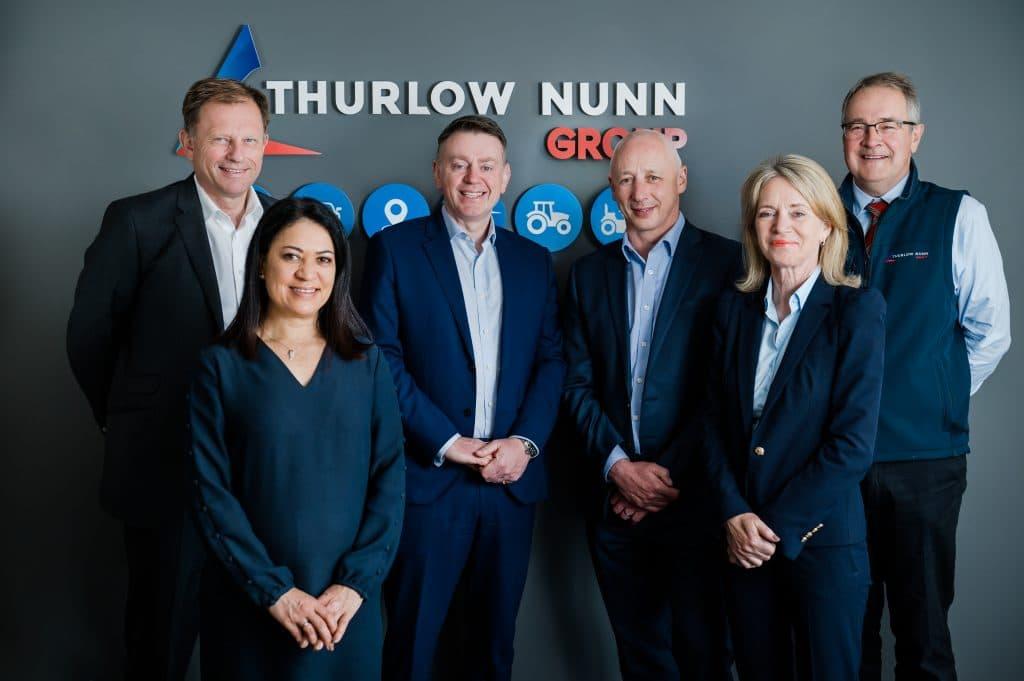 Thurlow Nunn Standen Board Members